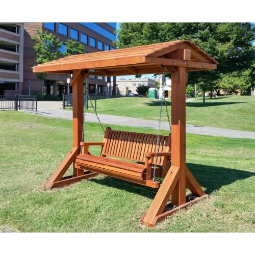 Качели скамейка (1124) -1