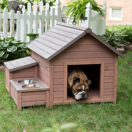 Домик будка для собаки  (1312)-2