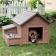 Домик будка для собаки  (1312)