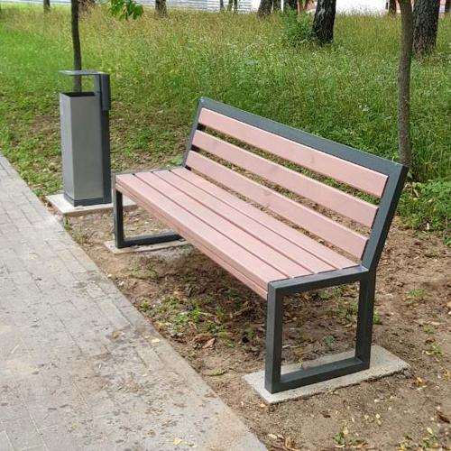 Скамейка Поларис-2